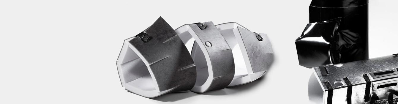 Forros compresor de alta eficiencia